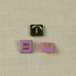 Пуговица Brioni металл ∅ 2 см