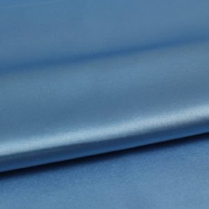 Атлас стретч шёлковый светло-серый
