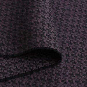 """Костюмная ткань фиолетовая """"куриная лапка"""""""