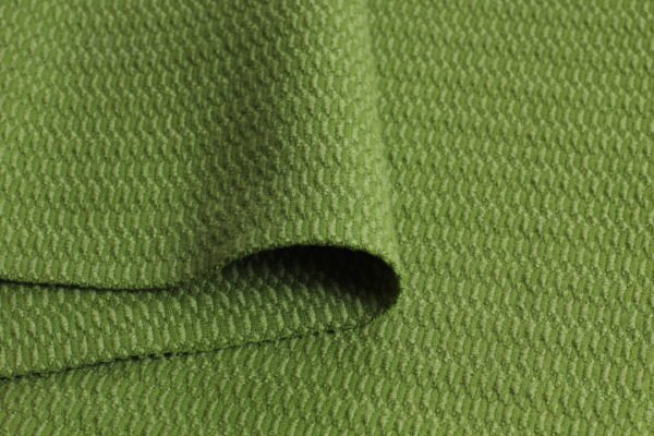 Пальтовая шерсть ярко-оливковая
