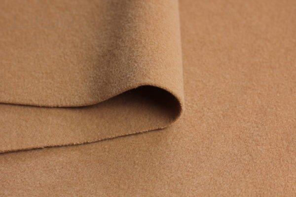 Пальтовая шерсть цвета тыквы