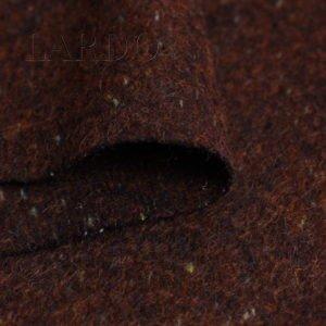 Пальтовая ткань бирюзовая