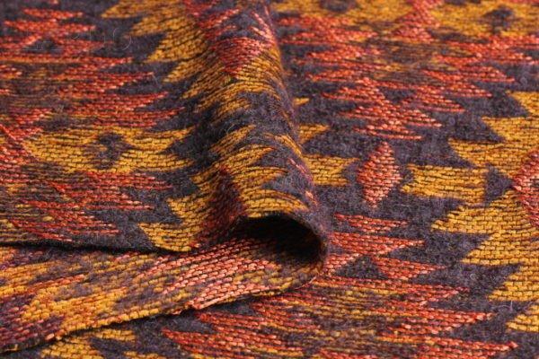 Пальтовая ткань орнамент