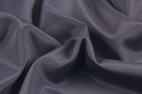 Подкладочная ткань стретч шанжан оранжевая с зеленоватым отливом