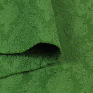 Жаккард стретч хлопок ориентальный орнамент