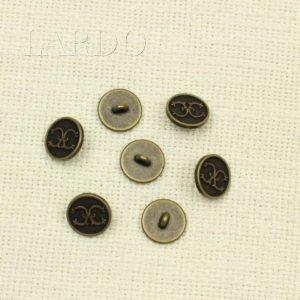 Пуговица шанель металл∅ 1,5 см