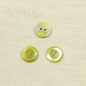 Пуговица перламутрсветло-зелёный ∅ 2,2 см