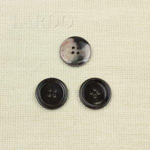 Пуговица перламутркоричневый ∅ 2,5 см