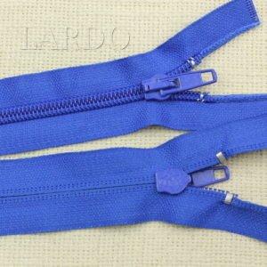Молния UNIZIP разъёмная, однозамковая, 65 см, №5, голубая