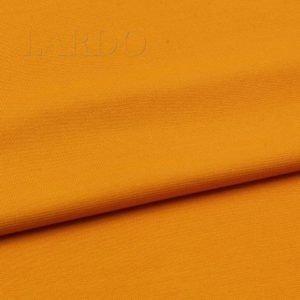 "Трикотаж ""холодная вискоза'' ярко-оранжевый"