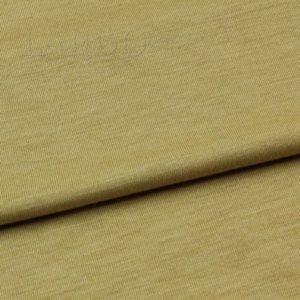 Трикотаж шёлковый золотистый