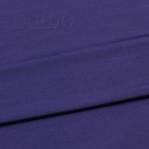 "Трикотаж ""холодная вискоза'' тёмно-сиреневый Италия Состав: вискоза 100 % Плотность ≈ 200 г/м ² Ширина 140 см"
