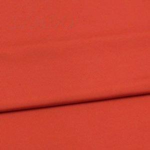 """Трикотаж креп """"холодная вискоза'' красно-оранжевый"""