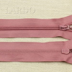 Молния UNIZIP разъёмная, однозамковая, 100 см, №4, тёмно-розовая