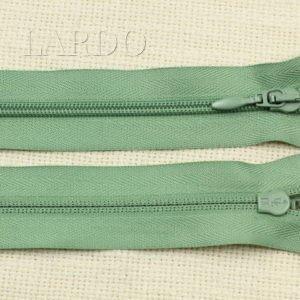 Молния UNIZIP разъёмная, однозамковая, 100 см, №4, светло-зелёная