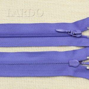 Молния UNIZIP разъёмная, однозамковая, 100 см, №4, фиолетовая