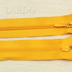 Молния UNIZIP разъёмная, однозамковая, 100 см, №4, оранжевая