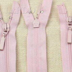 Молния SALMI разъёмная, двухзамковая, 90 см, №5, розовая