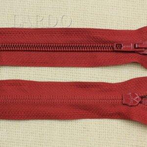 Молния разъёмная, двухзамковая, 67 см, №5, бордовая