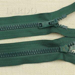 Молния RI-RI ТРАКТОР, разъёмная, однозамковая, 75 см, №5, зелёная