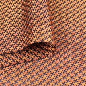 Жаккард костюмный шёлк