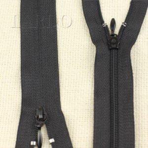 Молния UNIZIP разъёмная, однозамковая, 30 см, №3, чёрная