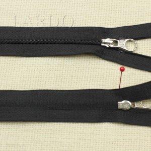 Молния UNIZIP разъёмная, однозамковая, 40 см, №3, чёрная