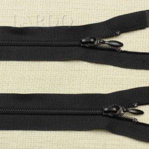Молния UNIZIP разъёмная, однозамковая, 50 см, №3, чёрная