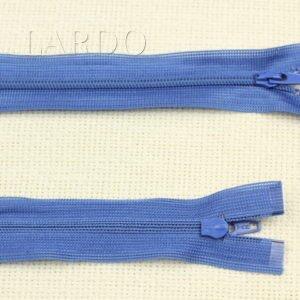 Молния YKK разъёмная, однозамковая, 30 см, №3, синяя