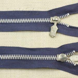 Молния UNIZIP разъёмная, однозамковая, 19 см, №5, синяя
