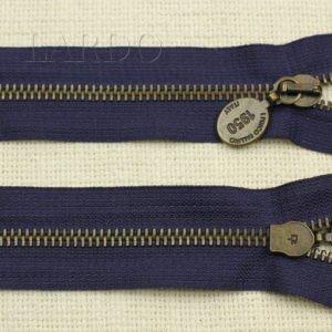 Молния PINCO PALLINO разъёмная, однозамковая, 53 см, №5, синяя