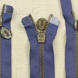 Молния PINCO PALLINO разъёмная, двухзамковая, 54 см, №5, синяя