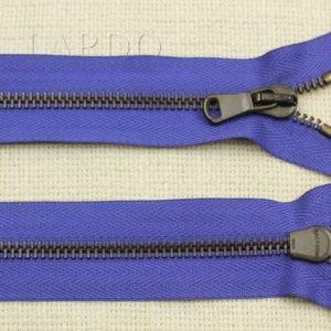 Молния RACCAGNI разъёмная, однозамковая, 60 см, №5, сине-фиолетовая