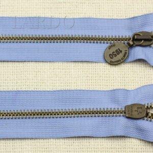 Молния PINCO PALLINO разъёмная, однозамковая, 50 см, №5, голубая