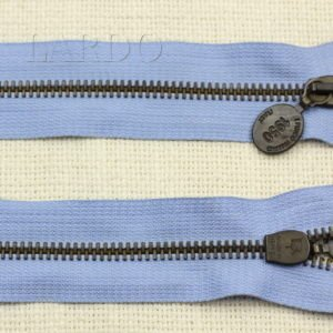 Молния PINCO PALLINO разъёмная, однозамковая, 65 см, №5, голубая
