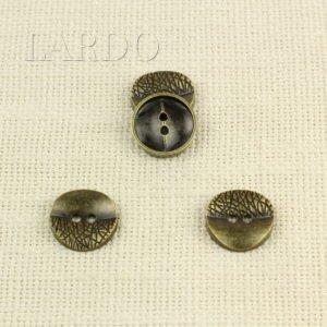 Пуговица металл оксид ∅ 2,1 см