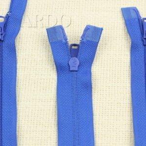 Молния UNIZIP разъёмная, двухзамковая, 69 см, №3, синяя