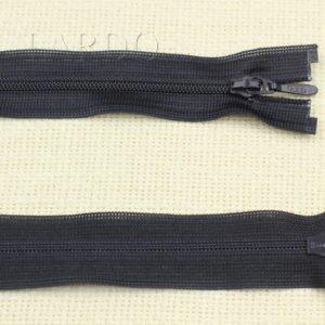 Молния YKK разъёмная, однозамковая, 80 см, №3, тёмно-синяя