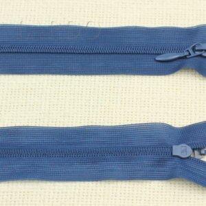 Молния UNIZIP разъёмная, однозамковая, 100 см, №3, тёмно-синяя