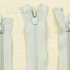 Молния UNIZIP разъёмная, двухзамковая, 37 см, №3, светло-серая