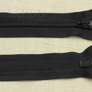 Молния UNIZIP разъёмная, однозамковая, 53 см, №5, чёрная