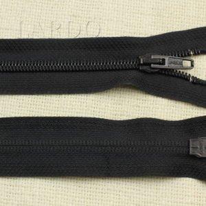 Молния LAMPO разъёмная, однозамковая, 57 см, №5, чёрная