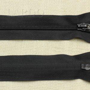 Молния SKA разъёмная, однозамковая, 62 см, №5, чёрная