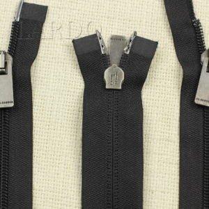 Молния Zip Ri-Ri разъёмная, двухзамковая, 67 см, №5, чёрная