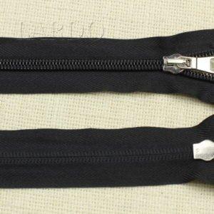 Молния разъёмная, однозамковая, 70 см, №5, чёрная