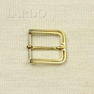 Пряжка металл золотистая классика 4,0 см х 3,7 см