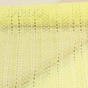 Кружево жёлтое шир.30 см