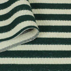 Шерсть в зелёную полоску биарриц