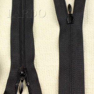 Молния UNIZIP разъёмная, однозамковая, 65 см, №3, чёрная