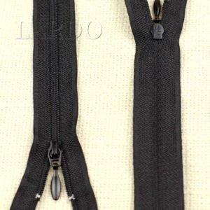 Молния UNIZIP разъёмная, однозамковая, 55 см, №3, чёрная
